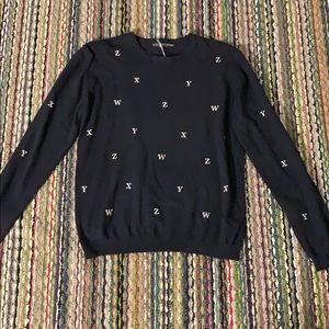 😎🔥 Zara XYZ Sweater